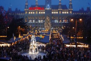 Туры в Австрию, Экскурсионные туры в Австрию, Новогодние туры в Австрию