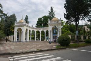 Туры в Сухум, Отдых в Сухуме, Пансионаты и гостиницы Сухума